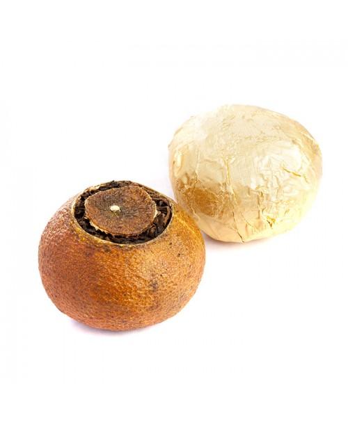 Пуэр в мандарине / Гань Пуэр Ча