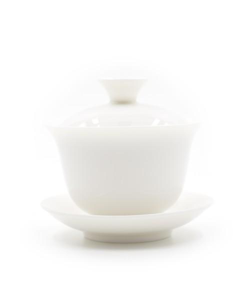 Гайвань белая, фарфор, 120мл