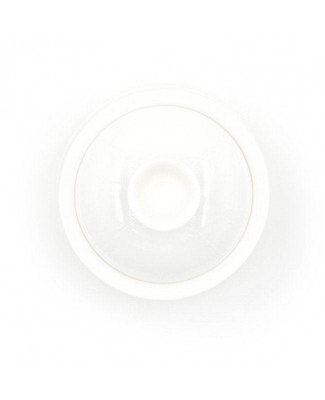 Гайвань белая, фарфоровая