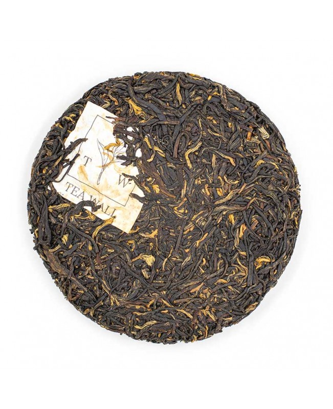 Чай в блинах - Чжен Шань Сяо Чжун / Лапсанг сушонг