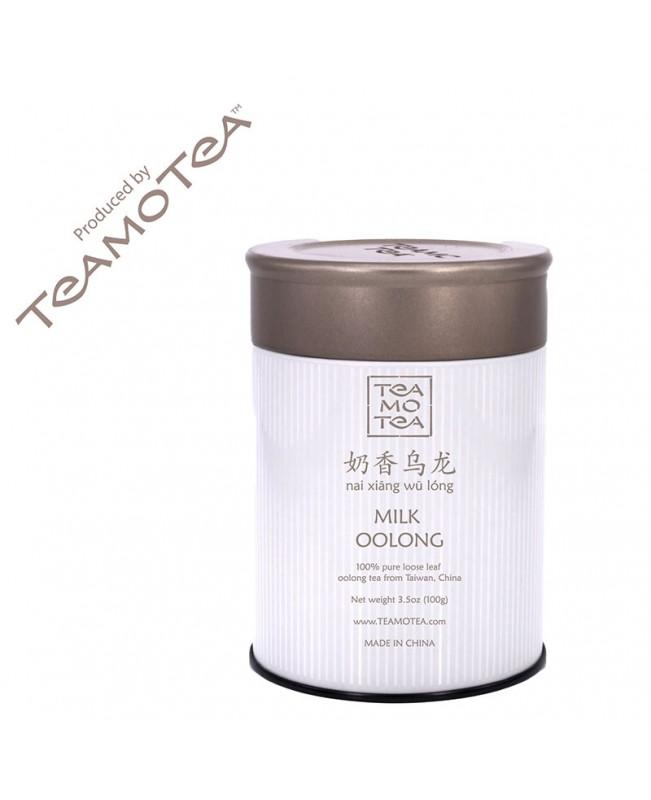 Чай в банке - Най сян улун - Молочный улун Тайвань