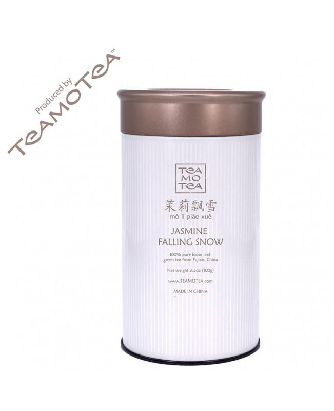 Чай в банке - Жасминовый Чай Моли Пяо Сюэ