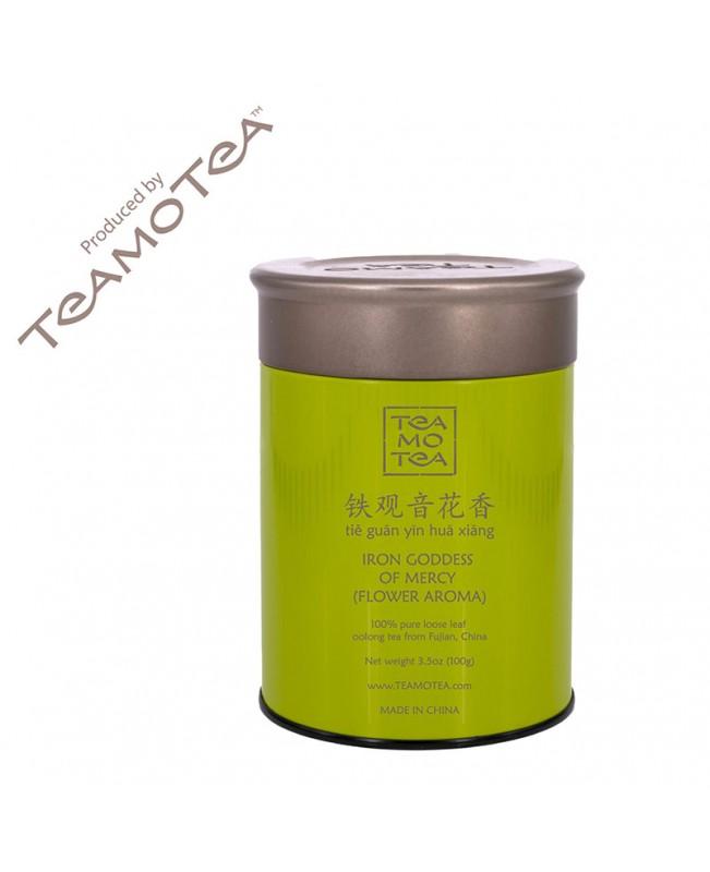 Чай в банке - Те Гуань Инь Хуа Сян цветочный аромат