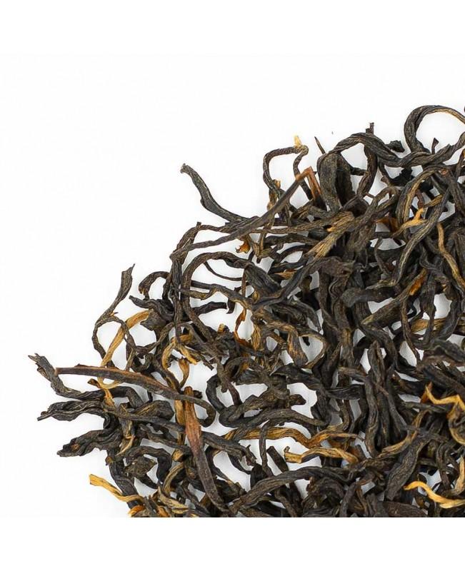 Дянь Хун - красный чай Teamotea