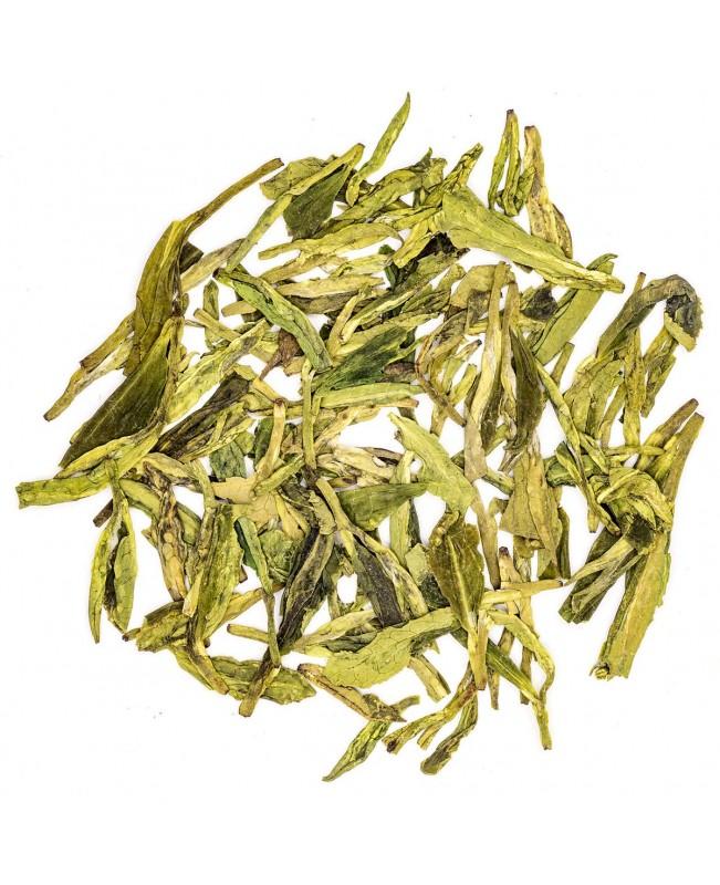 Зеленый чай Лунцзин / Колодец Дракона